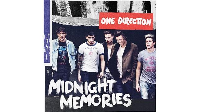 Midnight Memories filtrado a una semana de salir a la venta