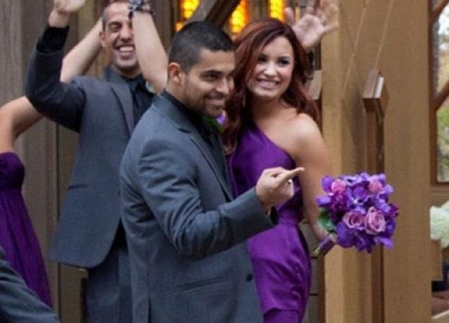 ¿Demi Lovato y Wilmer Valderrama se casan?