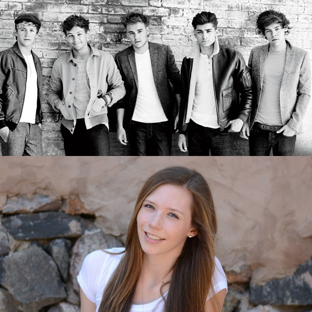 claire davis one direction