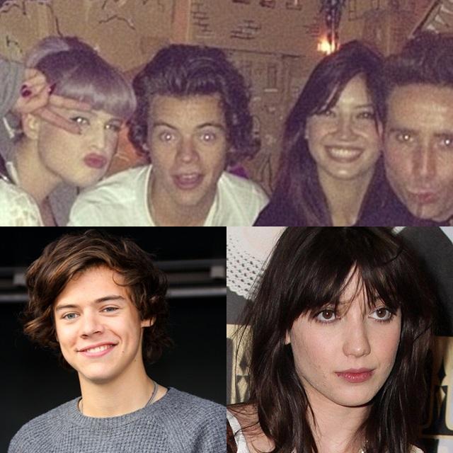 Harry Styles podría estar saliendo en secreto con la modelo Daisy Lowe