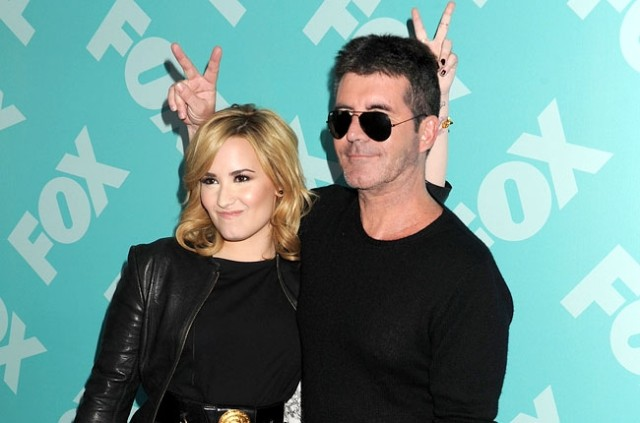 Demi Lovato se enfada con 'The X factor'