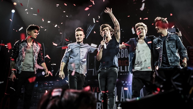 One Direction acusados de plagiar Midnight Memories