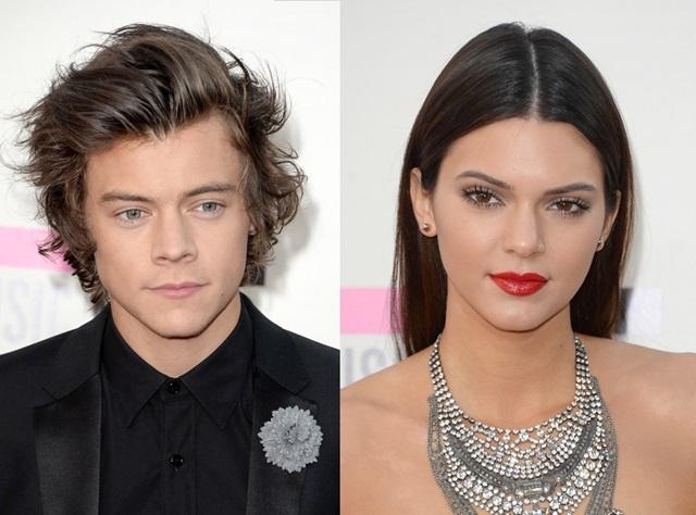 Kendall Jenner visita a Harry Styles y Kim Kardashian se opone a esa relación