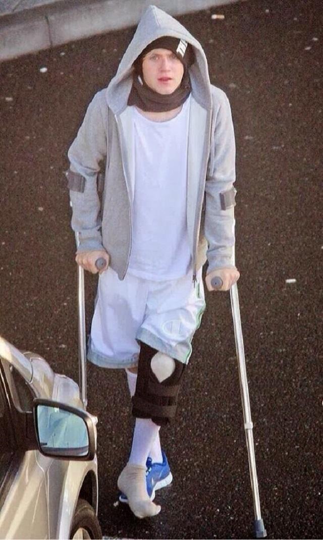 Niall Horan supera con éxito su operación