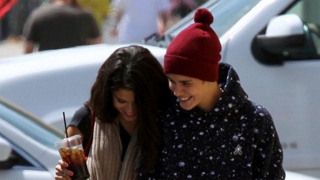 Selena Gomez y Justin Bieber juntos de nuevo