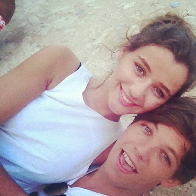 louis tominson y eleanor clder