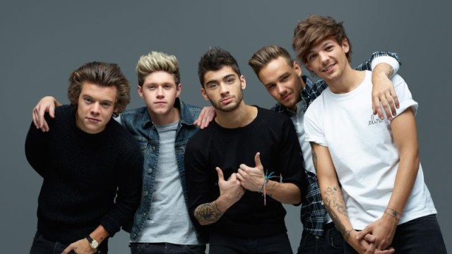 Midnight Memories de One Direction el disco más vendido de 2013 en Reino Unido