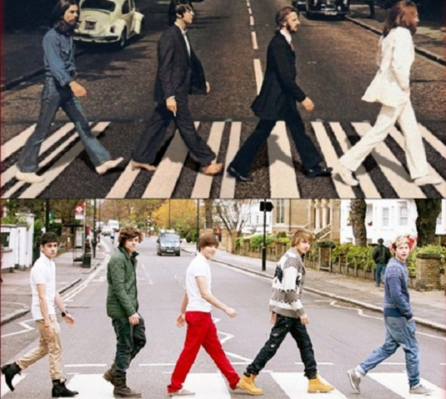 One Direction afirma que son mas famosos que The Beatles