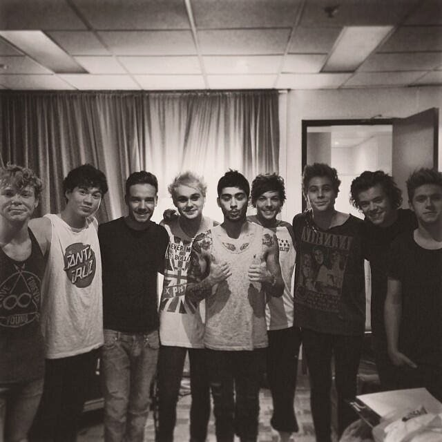 one direction 5SOS