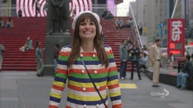 "Lea Michele se prepara para despedirse de ""Rachel Berry"""