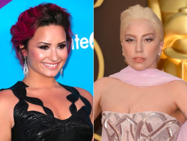 Demi Lovato critica a Lady Gaga por 'el vómito'