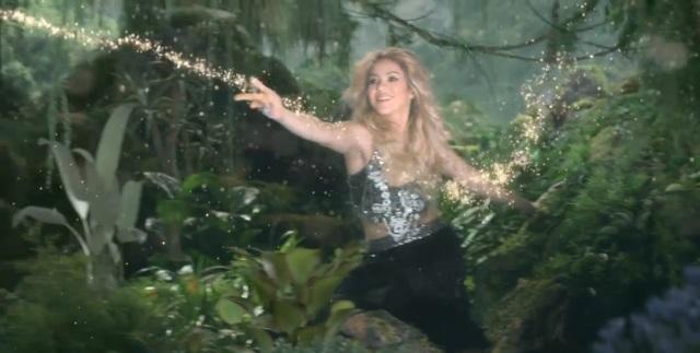 ¡'Dare (La La La)' de Shakira en el nuevo anuncio de Activia de Danone!