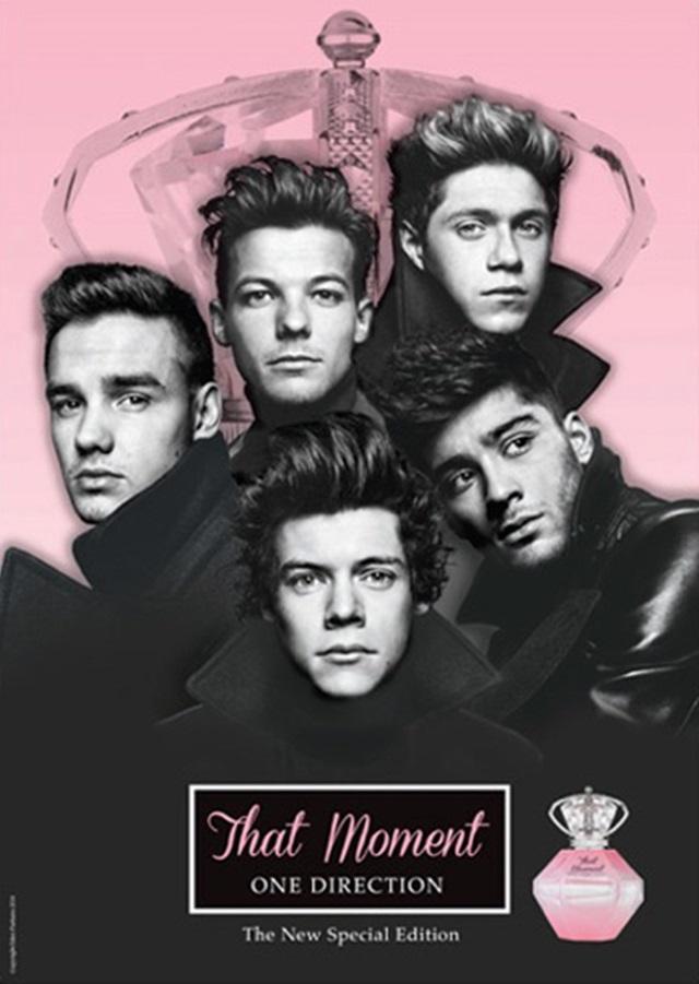 One Direction presenta su nuevo perfume y las fechas de lanzamiento