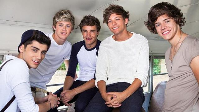 One Direction recibe tres nominaciones a los Billboard