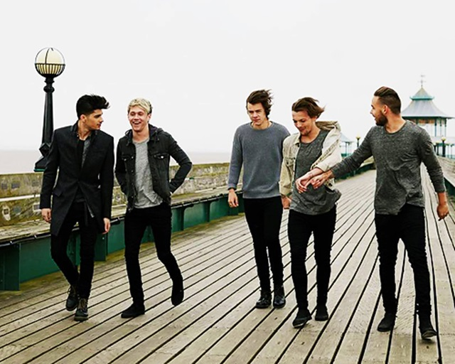 Disfruta del nuevo videoclip de One Direction; 'You and I'