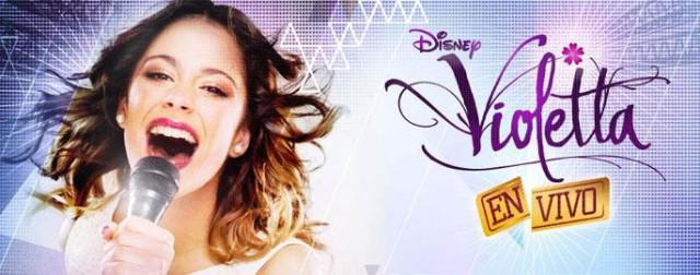 Violetta hará un show gratuito