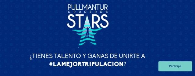 Tus sueños de artista con Pullmantur Stars y #lamejortripulación
