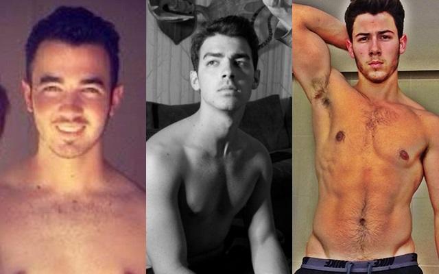 ¡Elige a tu 'Jonas Brother' favorito con sus mejores fotos!