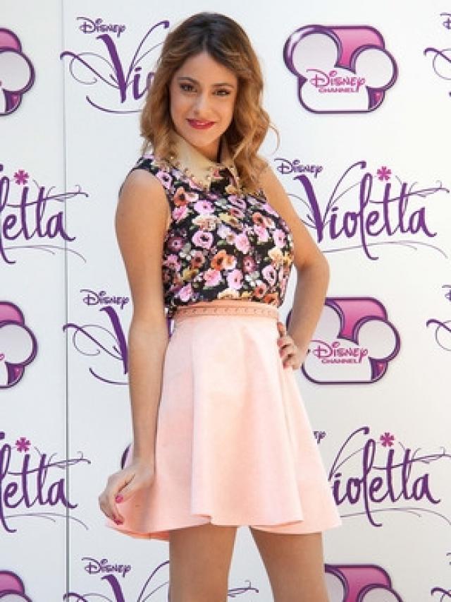 Violetta llega a Hollywood