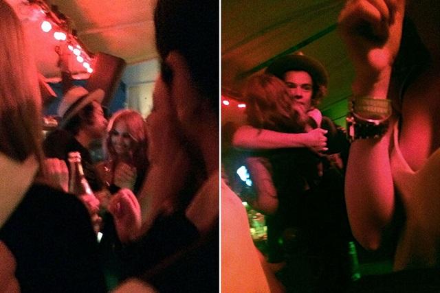 ¿Harry Styles con una nueva chica?
