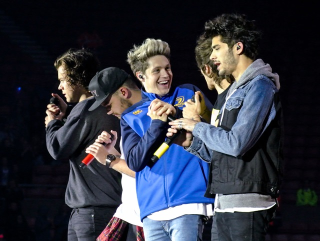 Los mejores Vines de One Direction en el Where We Are Tour