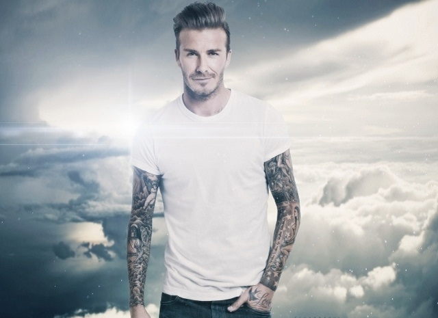 Las fotos más hot de David Beckham