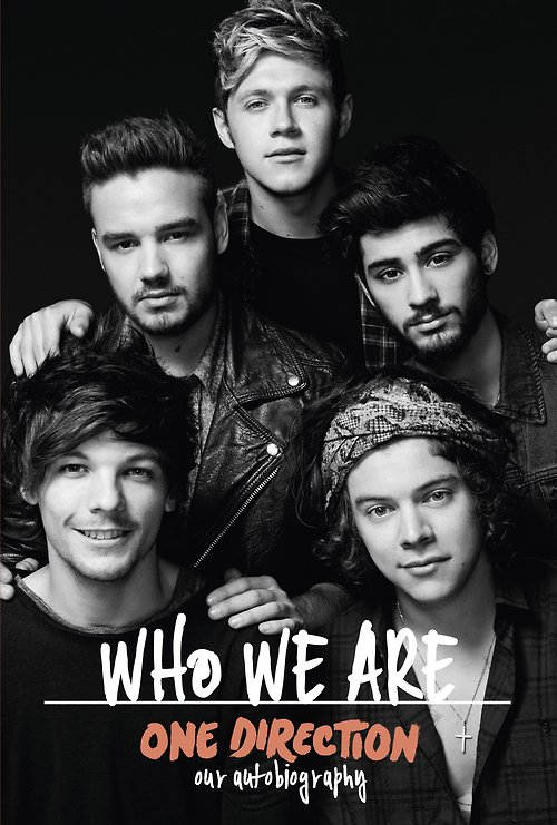 One Direction anuncia nueva abiografía, 'Who we are'