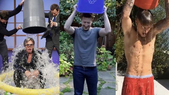¿Cómo empezó el Ice Bucket Challenge?