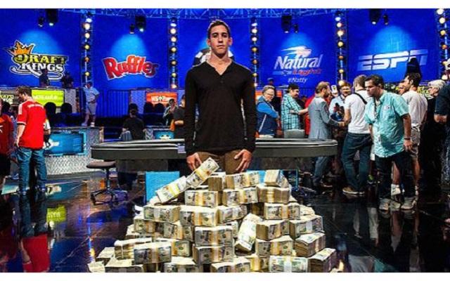Gana 15 millones de dólares y ni se inmuta