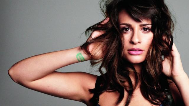 Lea Michele anhela reencontrarse con su primer amor