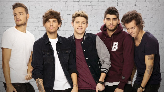 One Direction termina su nuevo disco