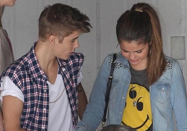 Justin Bieber y Selena Gómez celebran su amor en Las Vegas