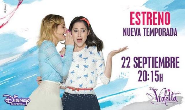 Violetta temporada 3: ¡Fecha de estreno en España confirmada!