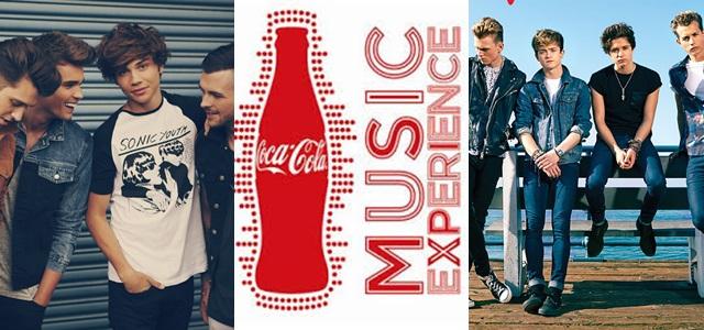 ¡Consigue tu entrada para el Coca-Cola Music Experience ya!