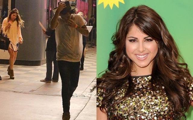 Daniella Monet, ¿nueva novia de Harry Styles?