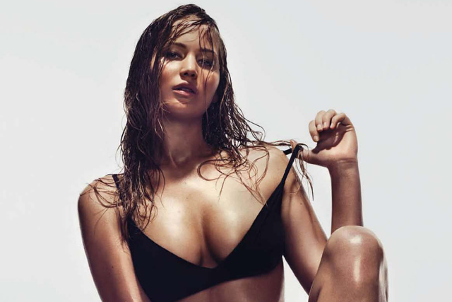 Se filtran fotos de Jennifer Lawrence desnuda