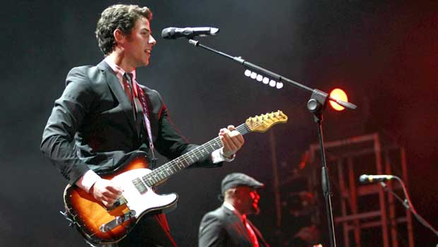 Nick Jonas dará un concierto en México