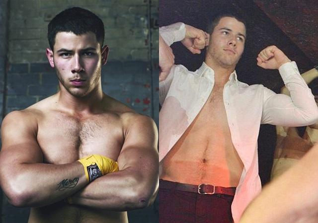 Nick Jonas hizo un striptease en un bar gay