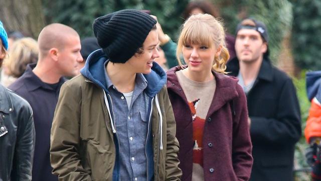 Harry Styles habla sobre las declaraciones de Taylor