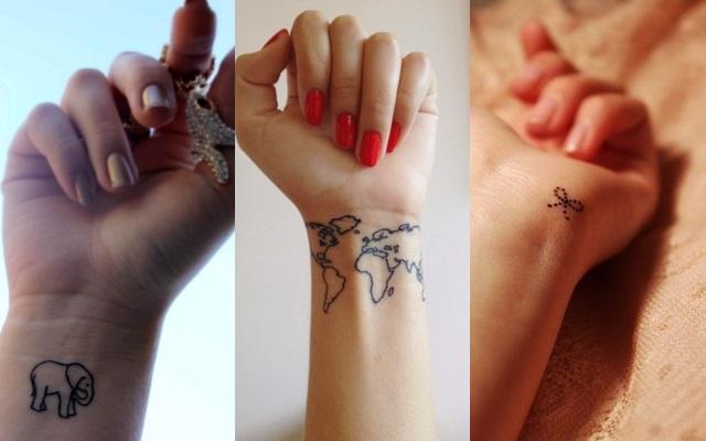 Ideas para un tatuaje en la muñeca