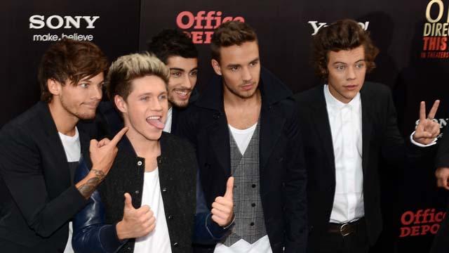 One Direction son los jóvenes más ricos de Gran Bretaña