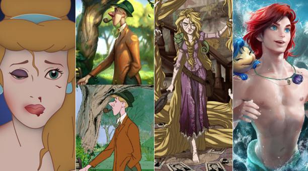 ¿Por qué están 'obsesionados' con Disney los artistas contemporáneos?