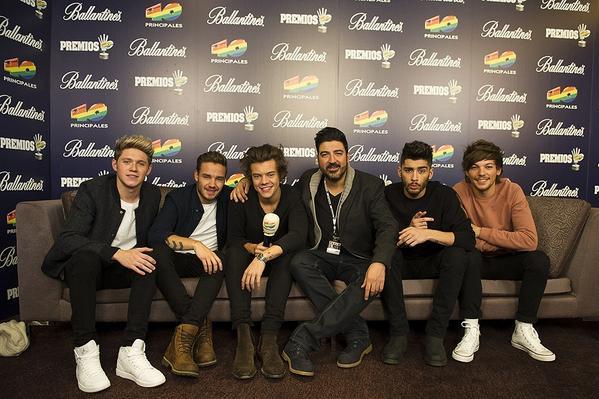 One Direction estará en España en diciembre