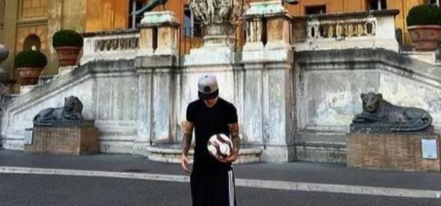Justin Bieber se gasta 20.000 euros en una visita privada al Vaticano