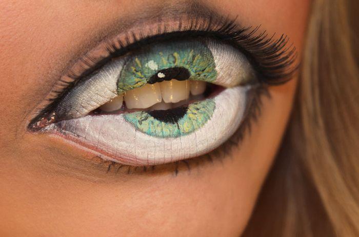 Los maquillajes más terroríficos para Halloween