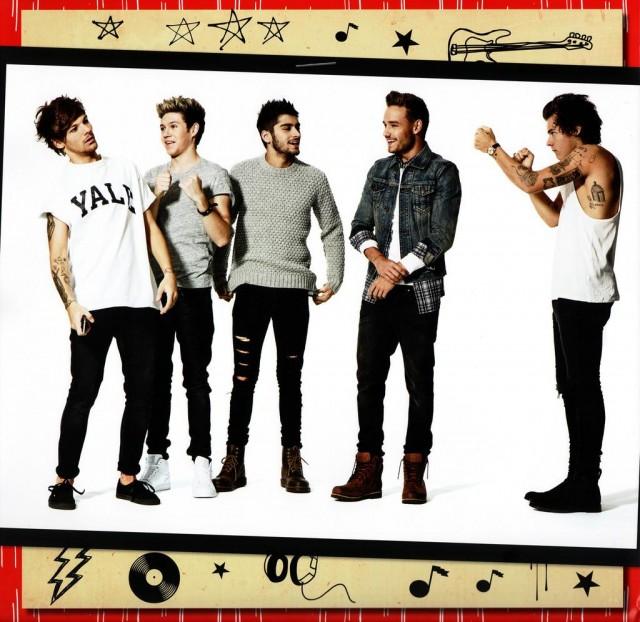 ¿Cuántos dolares ganó One Direction en 2013?