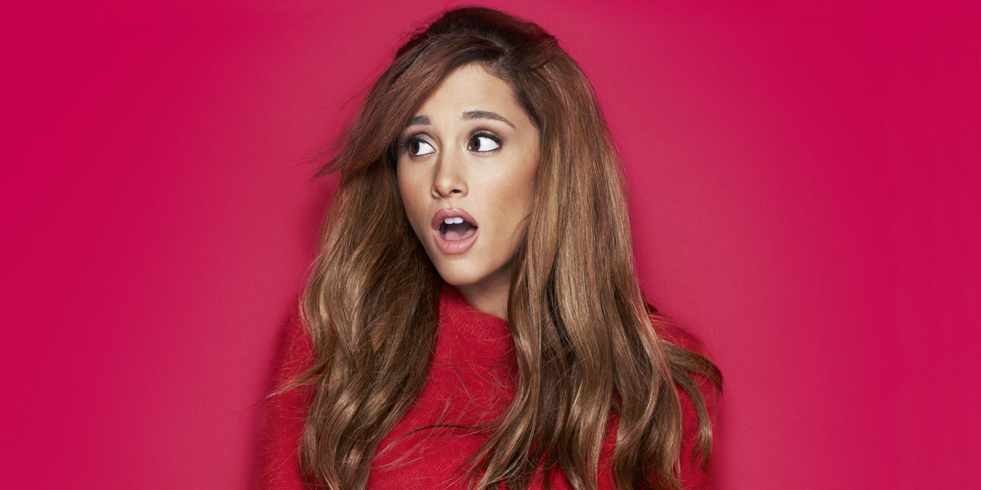 Ariana Grande canceló su visita a España por miedo a contagiarse de ébola