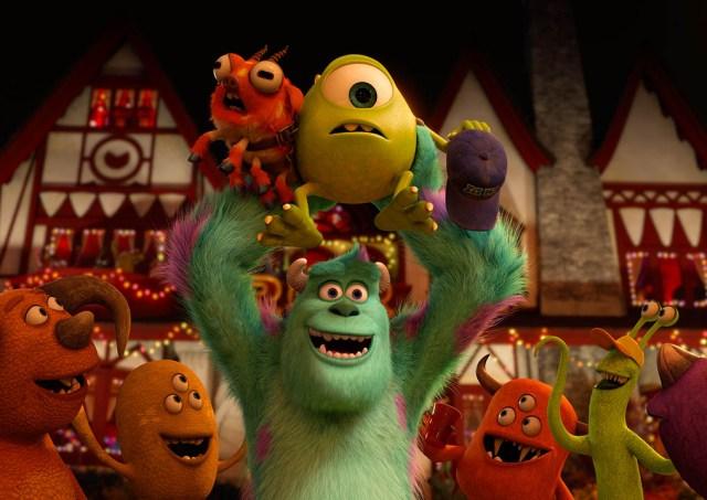 ¿Están conectadas todas las películas de Pixar entre sí?