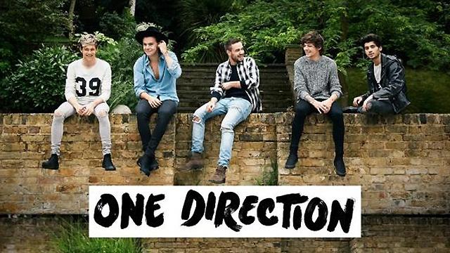 Las imágenes del rodaje de 'Steal My Girl', lo nuevo de One Direction