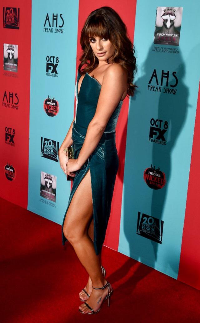 ¿Lea Michele comprometida?